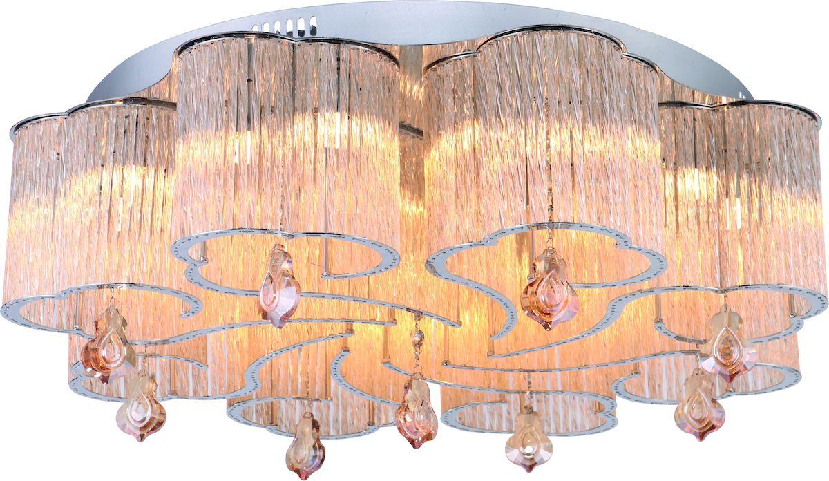 Светильник потолочный Arte Lamp ONDATA A8561PL-20CGA8561PL-20CG