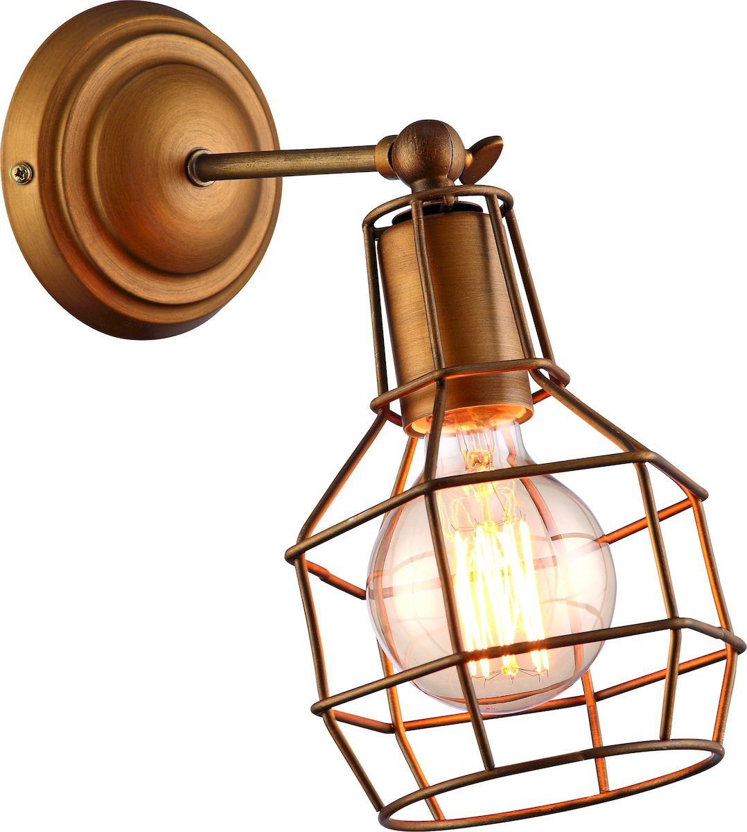 Светильник настенный Arte Lamp INTERNO A9182AP-1BZA9182AP-1BZ