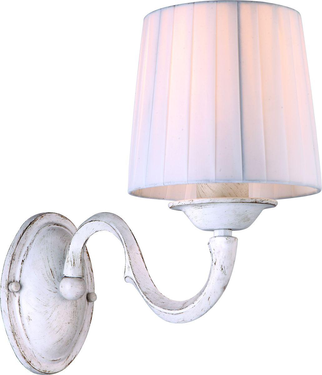 Светильник настенный Arte Lamp Alba A9395AP-1WGA9395AP-1WG