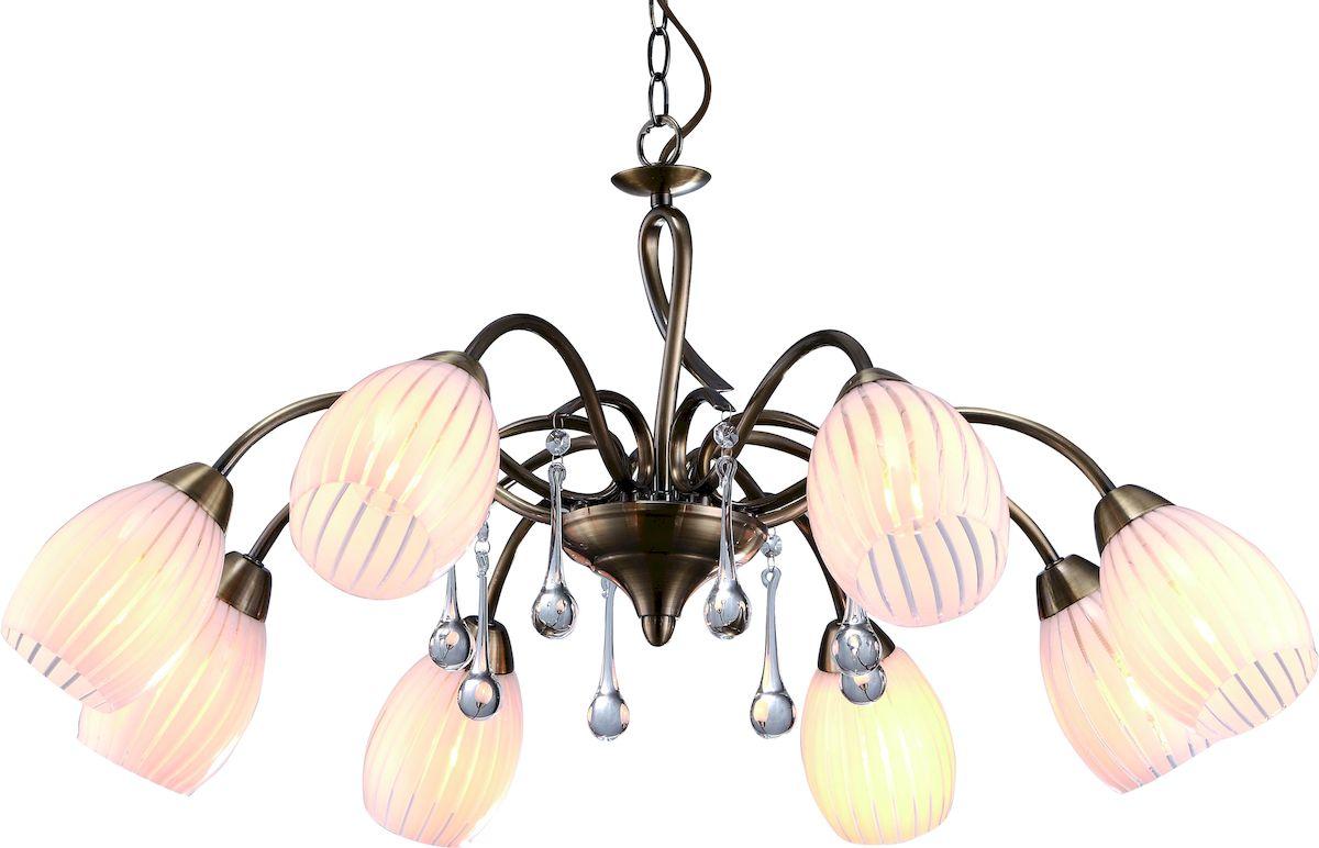 Светильник подвесной Arte Lamp Corniolo A9534LM-8ABA9534LM-8AB