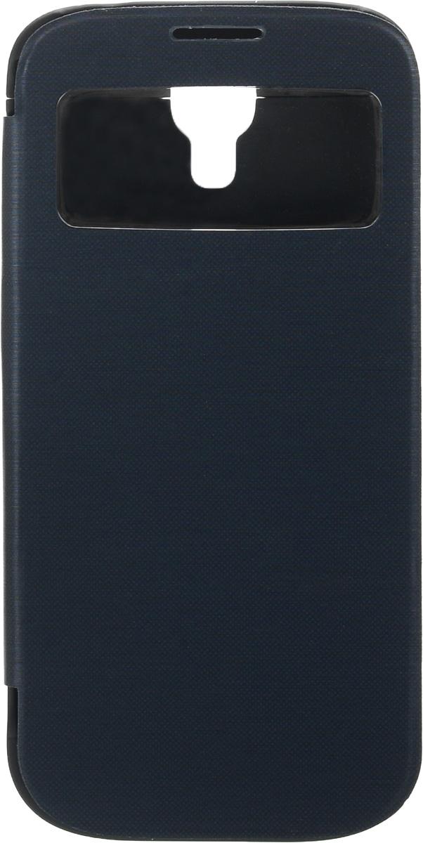 EXEQ HelpinG-SF03 чехол-аккумулятор для Samsung Galaxy S4, Black (3300 мАч, Smart cover, флип-кейс)HelpinG-SF03 BLExeq HelpinG-SF03 оборудован встроенным аккумулятором, обеспечивая своевременную подзарядку, чехол, тем самым, способен обеспечить и большую работоспособность Вашему смартфону. Стильный дизайн Exeq HelpinG-SF03 придется по вкусу многим владельцам Samsung Galaxy S4, а его конструкция обеспечит надежную защиту смартфону даже во время самого активного использования. В частности для защиты дисплея чехол оснащен специальной откидной крышкой Smart-cover - она не только защитит дисплей от загрязнений, пыли и царапин, но позволит регулировать работу экрана. Так при открытии крышки чехла экран смартфона автоматически будет включаться, при закрытии крышки чехла экран автоматически будет выключаться. Еще в конструкции чехла предусмотрена откидывающаяся подставка, которая позволит удобно разместить телефон при просмотре видео или чтении электронных книг. Зарядка чехла-аккумулятора Exeq HelpinG-SF03 происходит от зарядного устройства телефона в течение 3 часов, причем...