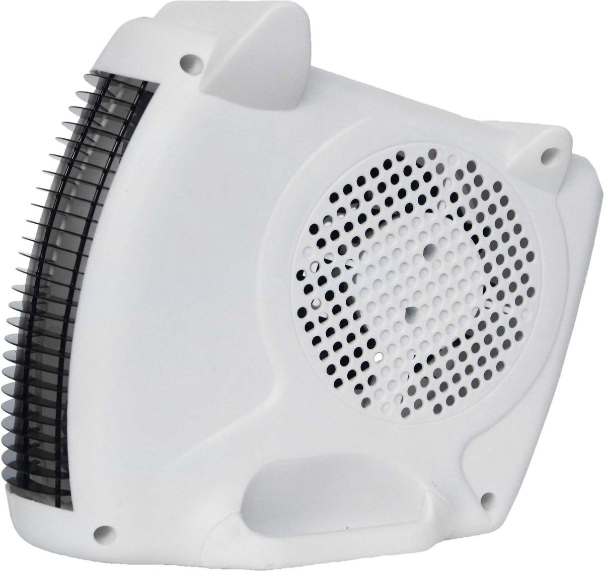 KingStone FH-901 термовентиляторKingStone FH-901Тепловентилятор KingStone FH-901 служит для быстрого прогрева помещения с наименьшими затратами электроэнергии. Принудительно нагнетая горячий воздух, тепловентилятор заставляет его циркулировать, смешиваясь с холодным, благодаря чему прогрев помещения происходит значительно быстрее, чем в случае обычных обогревателей. Тепловентилятор KingStone FH-901 может работать в режиме обычного вентилятора, а также нагнетать теплый или горячий воздух. Используя разные режимы работы можно добиться установления в помещении устойчивого и комфортного микроклимата. Материал корпуса - термостойкий пластик абсолютно безвреден и соответствует всем стандартам безопасности. 3 режима работыРежим вентилятора без нагрева, режим теплого потока воздуха и режим горячего потока воздуха.