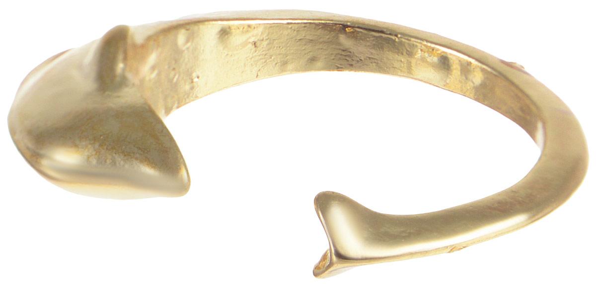 Кольцо YusliQ. Ручная авторская работа. 26-02626-026Оригинальное авторское кольцо ручной работы YusliQ из серии Кэжуал, выполнено из металла в виде дельфина. Такое кольцо это блестящее завершение вашего неповторимого и смелого образа и отличный подарок для ценительницы необычных украшений!