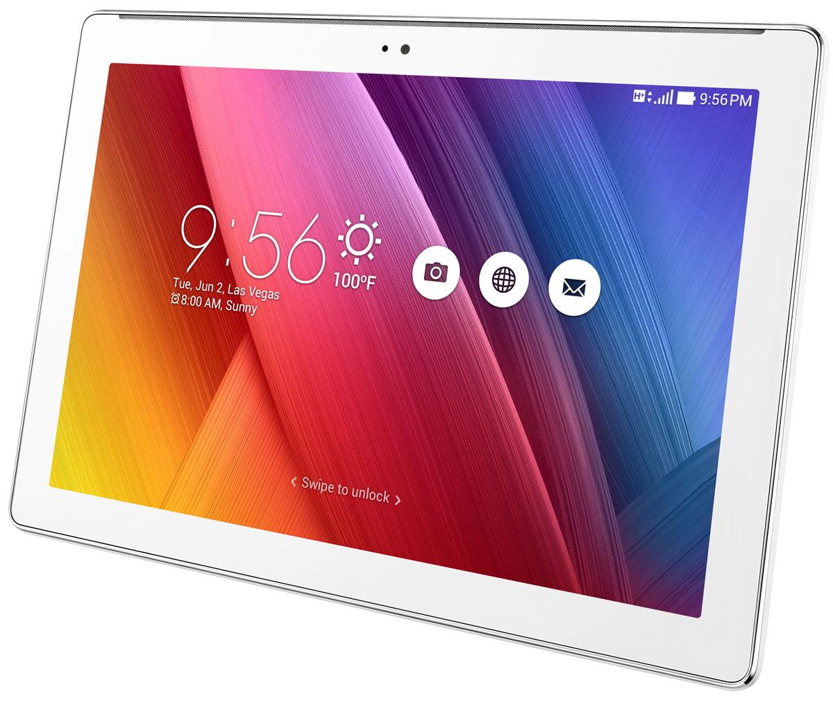 ASUS ZenPad 10 Z300CG 16GB, White (Z300CG-1B004A)Z300CG-1B004AAsus ZenPad 10 Z300CG имеет дизайн-философию Zen, которая направлена на разработку красивых и высокотехнологичных устройств – роскоши, доступной для каждого. Внешний вид этого планшета - яркий, стильный, современный - не оставит равнодушным ни одного пользователя! Великолепное изображение: ASUS VisualMaster – это общее название комплекса аппаратных и программных средств улучшения изображения за счет оптимизации множества параметров, включая контрастность, резкость, цветопередачу, яркость. ASUS VisualMaster – залог красочной и реалистичной картинки на экране планшета. Интеллектуальная оптимизация контрастности: Оптимизация контрастности служит для более точной передачи оттенков в самых ярких и самых темных участках изображения. Оптимизация резкости: Увеличение детализации делает изображение на экране планшета более реалистичным. Невероятный звук: За великолепное звучание планшетов ZenPad отвечают...