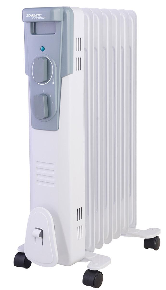 Scarlett SC 41.1507 масляный электрический радиатор