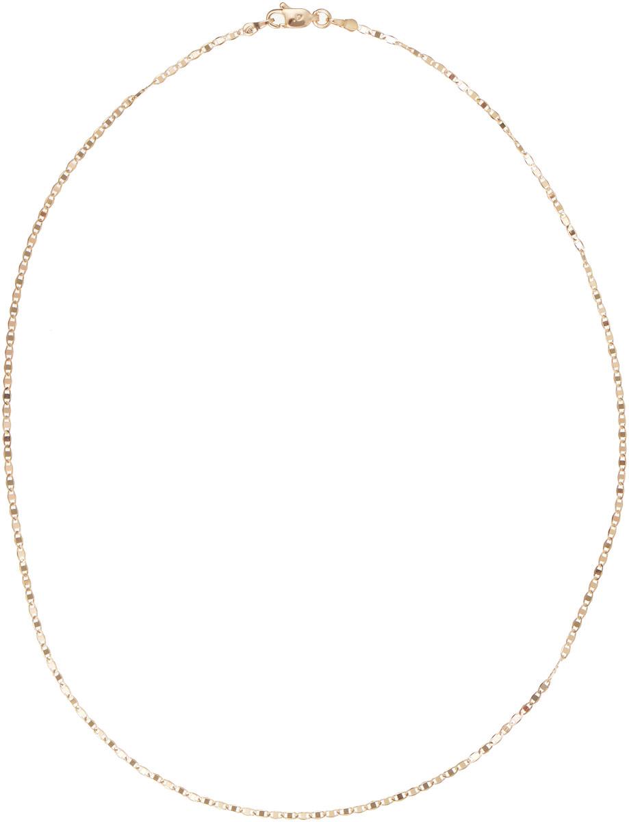 Цепочка Taya, цвет: золотистый. T-B-11717Ожерелье (короткие многоярусные бусы)Элегантная цепочка от Taya изготовлена из качественного бижутерного сплава. Изделие застегивается на замок-карабин. Такая изящная цепочка идеально дополнит ваш образ и подчеркнет ваш изысканный вкус.