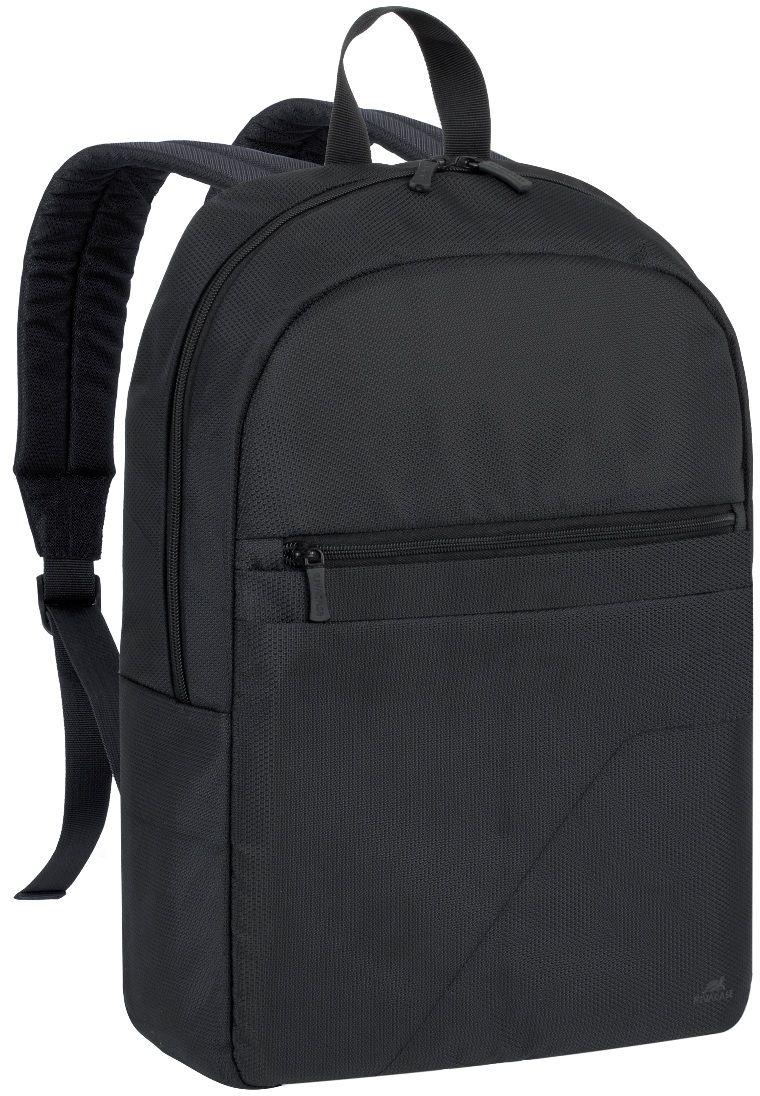 Riva 8065, Black рюкзак для ноутбука 15.6