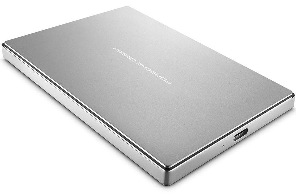 LaCie Porsche Design Mobile Drive 2TB внешний жесткий диск (STFD2000400)