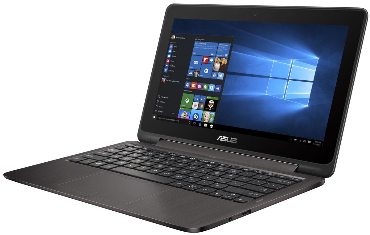 ASUS VivoBook Flip TP201SA (TP201SA-FV0009T)TP201SA-FV0009TAsus VivoBook Flip TP201SA - и для работы, и для развлечений! 11,6-дюймовый ноутбук VivoBook Flip TP201SA обладает тонким корпусом (толщина 22 мм) с откидывающимся на 360 градусов экраном и весит всего 1,39 кг. Он идеально подходит и для работы, и для развлечений, а также станет вашим надежным помощником в дороге. Ноутбук обладает металлической отделкой, которая не только привлекательно выглядит, но и отличается повышенной долговечностью. Asus VivoBook Flip TP201SA оборудован дисплеем с инновационным механизмом крепления, который позволяет раскрывать ноутбук на 360 градусов и надежно удерживает дисплей точно в заданном положении. Настройте TP201SA согласно своим предпочтениям: для повседневной работы предназначен режим ноутбука, в режиме просмотра удобно демонстрировать мобильные презентации, для просмотра фильмов идеально подходит режим стенда, а для развлечений устройство мгновенно трансформируется в планшет. Asus VivoBook Flip TP201SA...