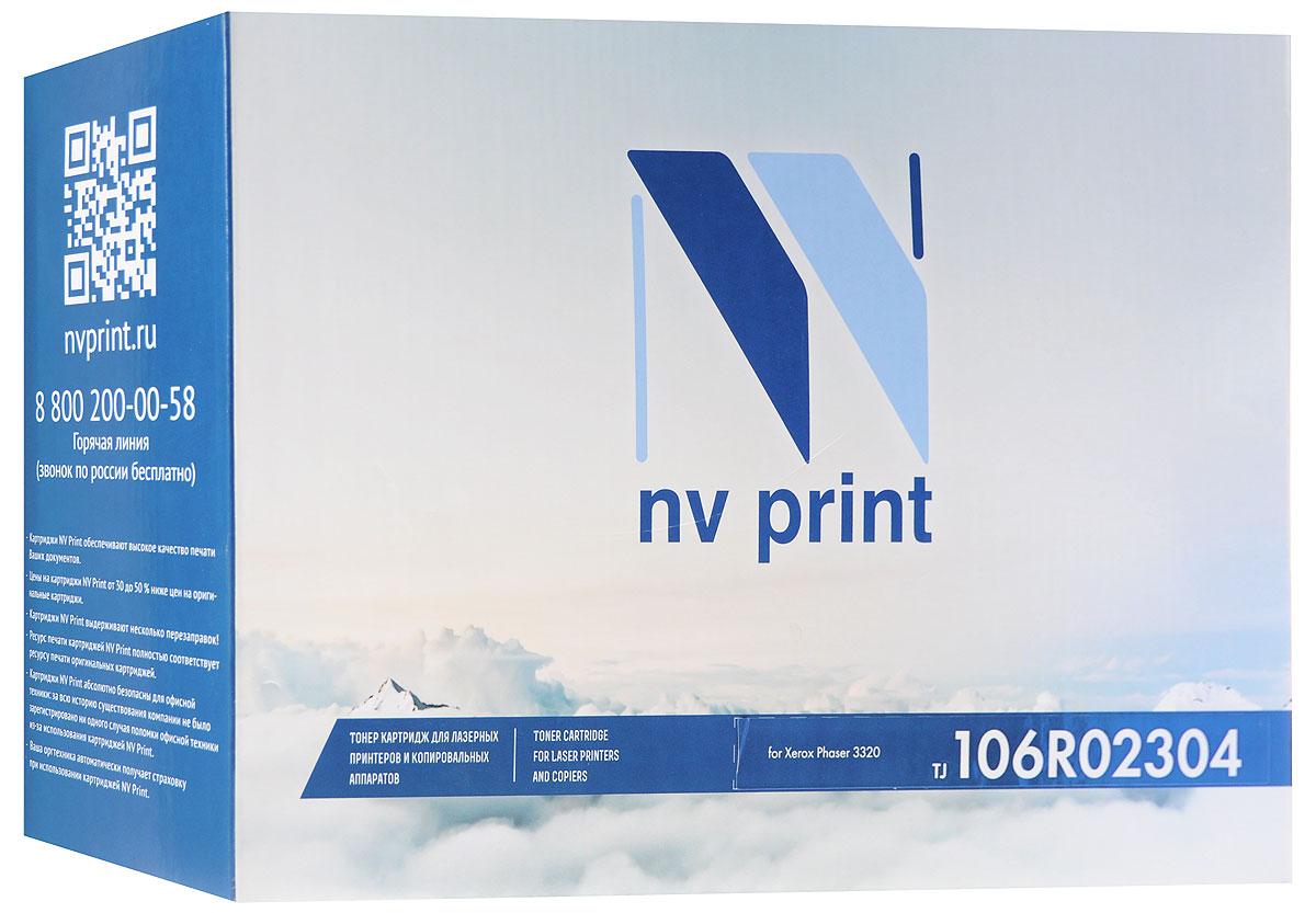 NV Print 106R02304, Black тонер-картридж для Xerox Phaser 3320NV-106R02304Совместимый лазерный картридж NV Print 106R02304 для печатающих устройств Xerox - это альтернатива приобретению оригинальных расходных материалов. При этом качество печати остается высоким. Картридж обеспечивает повышенную чёткость чёрного текста и плавность переходов оттенков серого цвета и полутонов, позволяет отображать мельчайшие детали изображения. Лазерные принтеры, копировальные аппараты и МФУ являются более выгодными в печати, чем струйные устройства, так как лазерных картриджей хватает на значительно большее количество отпечатков, чем обычных. Для печати в данном случае используются не чернила, а тонер.