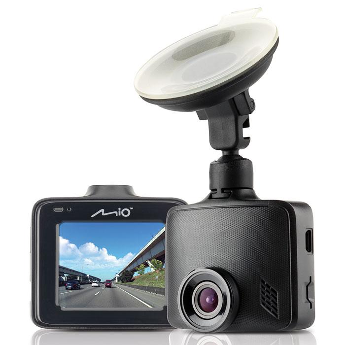 Mio MiVue C325, Black видеорегистратор5415N5300012Видеорегистратор Mio MiVue C325 - ваш надежный спутник в дороге. Mio традиционно делает основной акцент на качестве и четкости изображения. Для этого увеличен размер матрицы и установлена cветосильная оптика. А объектив оснащён не только стеклянными линзами , но и инфракрасным фильтром, благодаря чему видео становится более естественным. Данная модель отображает дату и время, а также позволяет добавить государственный номер автомобиля, на котором установлен видеорегистратор. Хранитель экрана (HUD) Чтобы не отвлекать вас во время вождения, на дисплее будет показано только точное время и режим записи. Ручная установка экспозиции видеорегистратора позволяет в сложных условиях освещённости, таких как снегопад или яркие солнечные лучи, регулировать яркость видео. При срабатывании датчика удара, видеорегистратор мгновенно начинает запись нестираемого видео для последующего анализа события и помещает его в нестираемый буфер...