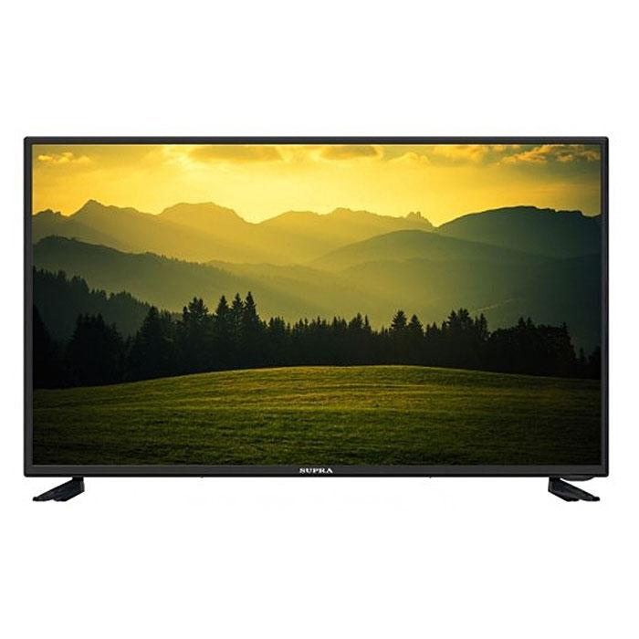 Supra STV-LC24T560FL телевизорSTV-LC24T560FLТелевизор Supra STV-LC24T560FL с насыщенной цветопередачей изображения на экране с разрешением 1920x1080 FullHD и широкими углами обзора. Источником сигнала для качественной реалистичной картинки служат не только цифровые эфирные и кабельные каналы, но и любые записи с внешних носителей, благодаря универсальному встроенному USB медиаплееру. Динамическая контрастность: 80000: 1 Яркость: 220 кд/м2 Угол обзора: 178°/178° Время отклика: 8 мс 16,7 миллионов цветов