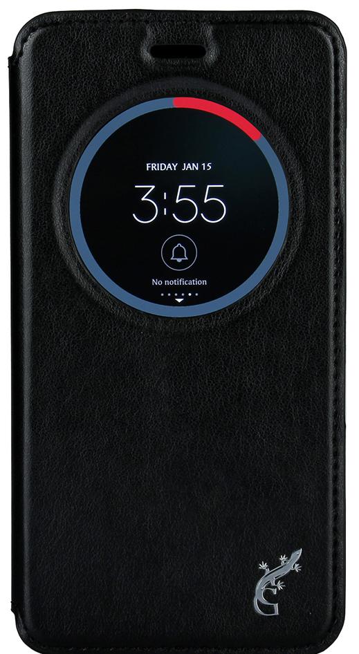 G-Case Slim Premium чехол для Asus ZenFone 3 (ZE520KL), BlackGG-740Чехол-книжка G-Case Slim Premium для Asus ZenFone 3 (ZE520KL) c круглым окошком надежно защитит ваш смартфон от пыли, грязи, царапин, оставив при этом свободный доступ ко всем разъемам устройства. Также имеется возможность использования чехла в виде настольной подставки. Чехол G-Case Slim Premium - это стильная и элегантная деталь вашего образа, которая всегда обращает на себя внимание среди множества вещей.