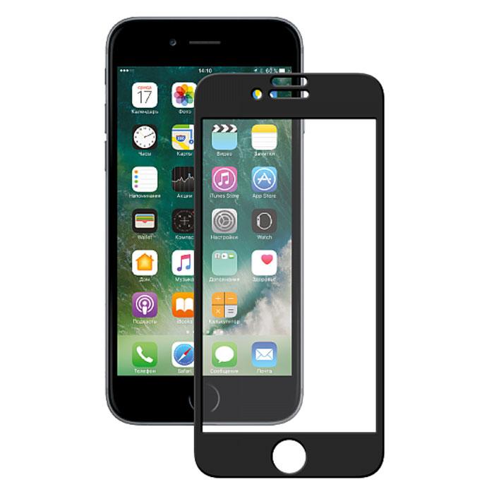 Deppa 3D защитное стекло для Apple iPhone 7 Plus, Black62037Прочное защитное стекло из японского закаленного стекла Asahi Deppa 3D защитит экран вашего устройства от царапин. Обеспечивает более высокий уровень защиты по сравнению с обычной пленкой. При этом яркость и чувствительность дисплея не будут ограничены. Препятствует появлению воздушных пузырей и надежно крепится на экране устройства.