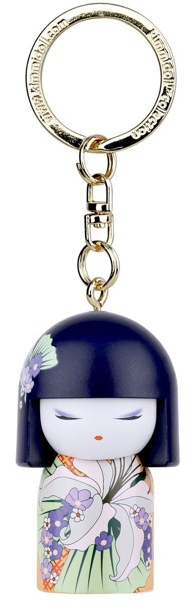 Брелок Kimmidoll Чизуру, цвет: салатовый, темно-синий. TGKK195Брелок для ключейБрелок-талисман Kimmidoll Чизуру выполнен в традиционном японском стиле. Брелок оснащен прочным металлическим кольцом для ключей. Брелок-талисман упакован в подарочную коробку.Я талисман Скромности!Мой дух скромный, но полный уверенности.Успешно достигая целей со спокойной уверенностью и в размеренном темпе, вы раскрываете мой дух.Не гонясь за широкой известностью и всеобщим признанием, вы вызываете гордость всем, чем занимаетесь. Кокеши (японская матрешка) - это традиционная японская кукла. Дарится в знак дружбы, симпатии, любви или по поводу какого-либо приятного события! Считается, что это не только приятный сувенир, но и талисман, которыйприносит удачу в делах, благополучие в доме и гармонию в душе!