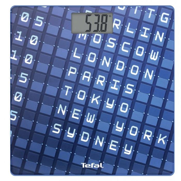 Tefal PP2100V0 весы напольные2100095168Прочные, но изящные напольные весы Tefal PP2100V0 с тонкой платформой из закалённого стекла выдерживают вес до 160 кг, при этом измеряют с точностью до 100 граммов. Экстра-тонкий дизайн: 22 мм. Весы автоматически включаются — достаточно встать на платформу — и отключаются. Дисплей: 72 x 28 мм