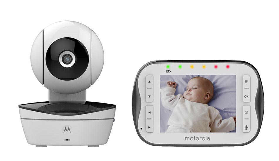 Motorola Видеоняня MBP43S  цены