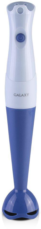 Galaxy GL 2113 блендер4650067301655Блендер Galaxy GL 2113 подходит для приготовления подлив, соусов, супов, майонеза и детского питания, а также для смешивания напитков и молочных коктейлей. Мощный мотор с низким уровнем шума является бесспорным гарантом надежности и выносливости. Вы навсегда забудете о громком надоедливом жужжании! Погружные детали и ножи из нержавеющей стали имеют долгий срок службы.