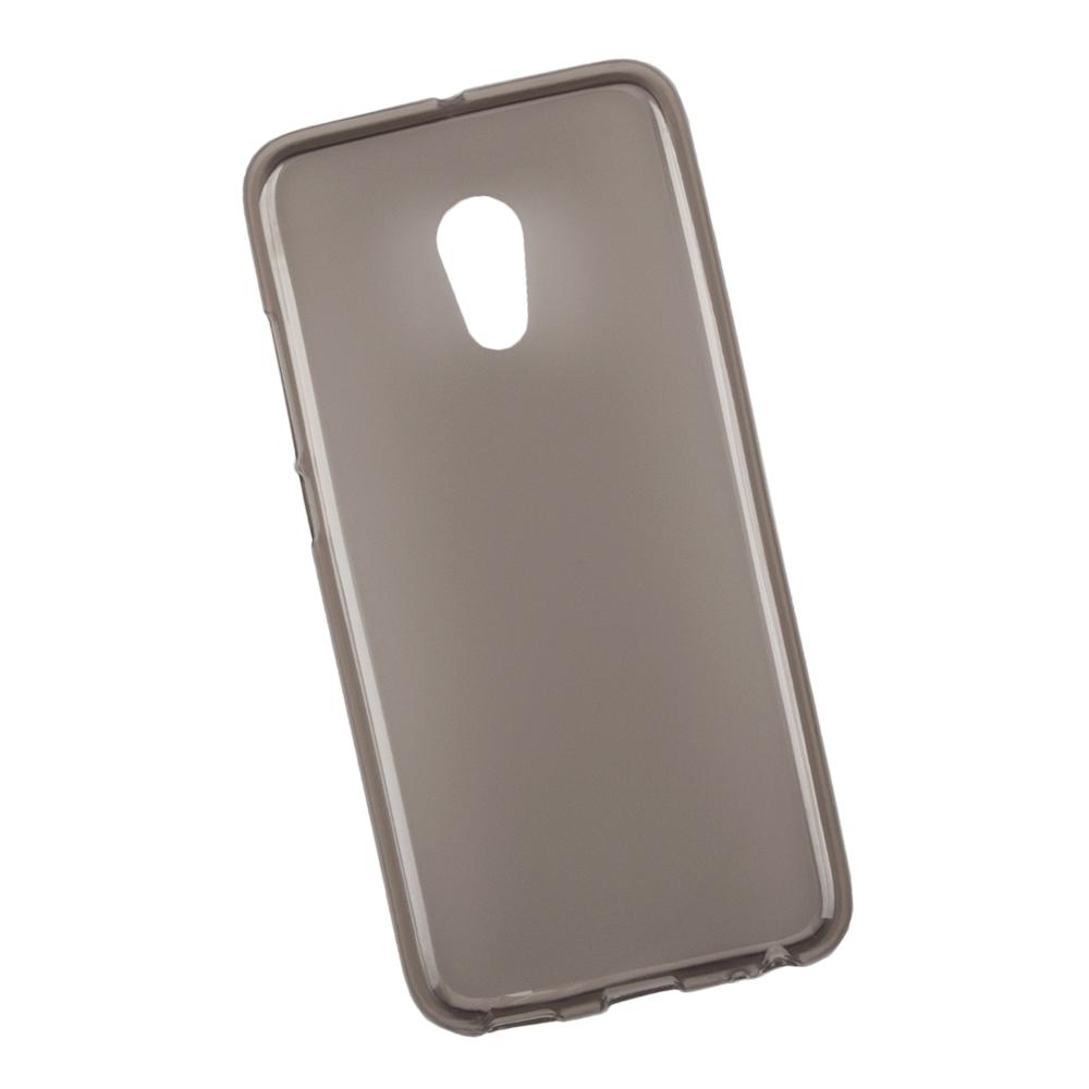 Liberty Project чехол для Meizu Pro 6, Clear Black0L-00028913Чехол Liberty Project для Meizu Pro 6 надежно защищает ваш смартфон от внешних воздействий, грязи, пыли, брызг. Он также поможет при ударах и падениях, не позволив образоваться на корпусе царапинам и потертостям. Чехол обеспечивает свободный доступ ко всем разъемам и кнопкам устройства.