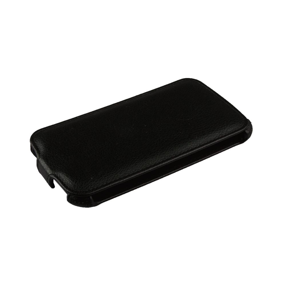 Liberty Project чехол-флип для Huawei Ascend G610, BlackR0003766Флип-чехол Liberty Project для Huawei Ascend G610 надежно защищает ваш смартфон от внешних воздействий, грязи, пыли, брызг. Он также поможет при ударах и падениях, не позволив образоваться на корпусе царапинам и потертостям. Обеспечивает свободный доступ ко всем разъемам и элементам управления.