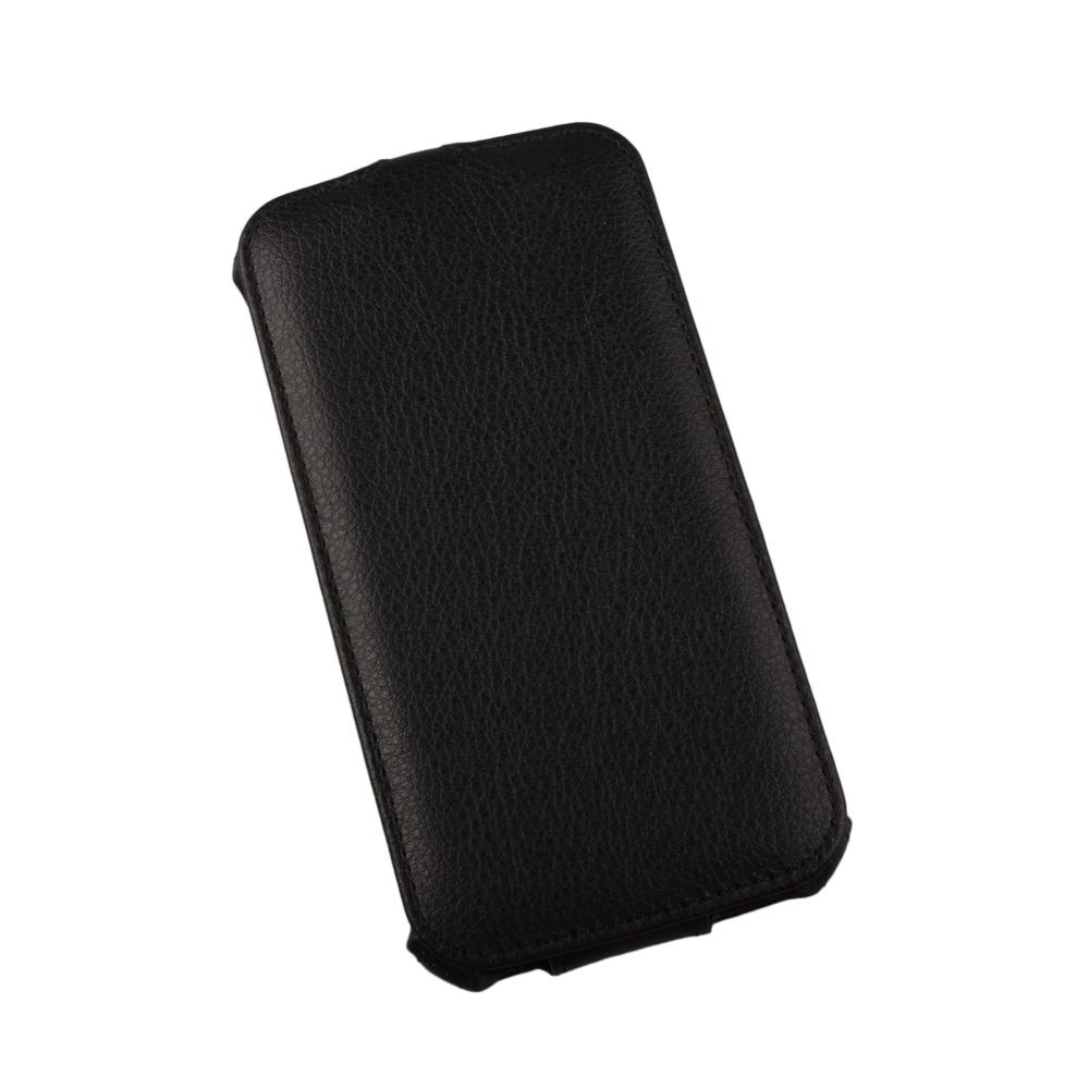 Liberty Project чехол-флип для HTC Desire 616, BlackR0005788Флип-чехол Liberty Project для HTC Desire 616 надежно защищает ваш смартфон от внешних воздействий, грязи, пыли, брызг. Он также поможет при ударах и падениях, не позволив образоваться на корпусе царапинам и потертостям. Обеспечивает свободный доступ ко всем разъемам и элементам управления.