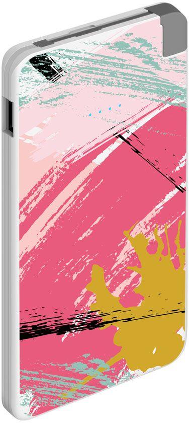 Deppa NRG Art Кисть внешний аккумулятор (5000 мАч)301002Внешний аккумулятор Deppa NRG Art теперь не только полезный технологичный девайс, но и яркий элемент вашего стиля. Мы отобрали популярные дизайны кейсов Art и нанесли их на тонкий корпус эргономичного внешнего аккумулятора. Дизайн NRG Art идеально сочетается с дизайном кейсов Art. Создавайте свой индивидуальный образ с помощью аксессуаров серии Art! В комплект аккумулятора входит коннектор Apple 8-pin, находящийся в специальном слоте для хранения. Встроенный micro USB кабель и коннектор позволяют заряжать любые устройства без дополнительных проводов.