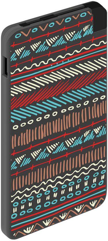 Deppa NRG Art Black Паттерн внешний аккумулятор (5000 мАч)301011Внешний аккумулятор Deppa NRG Art Black теперь не только полезный технологичный девайс, но и яркий элемент вашего стиля. Мы отобрали популярные дизайны кейсов Art и нанесли их на тонкий корпус эргономичного внешнего аккумулятора.Дизайн NRG Art идеально сочетается с дизайном кейсов Art. Создавайте свой индивидуальный образ с помощью аксессуаров серии Art!В комплект аккумулятора входит коннектор Apple 8-pin, находящийся в специальном слоте для хранения. Встроенный micro USB кабель и коннектор позволяют заряжать любые устройства без дополнительных проводов.