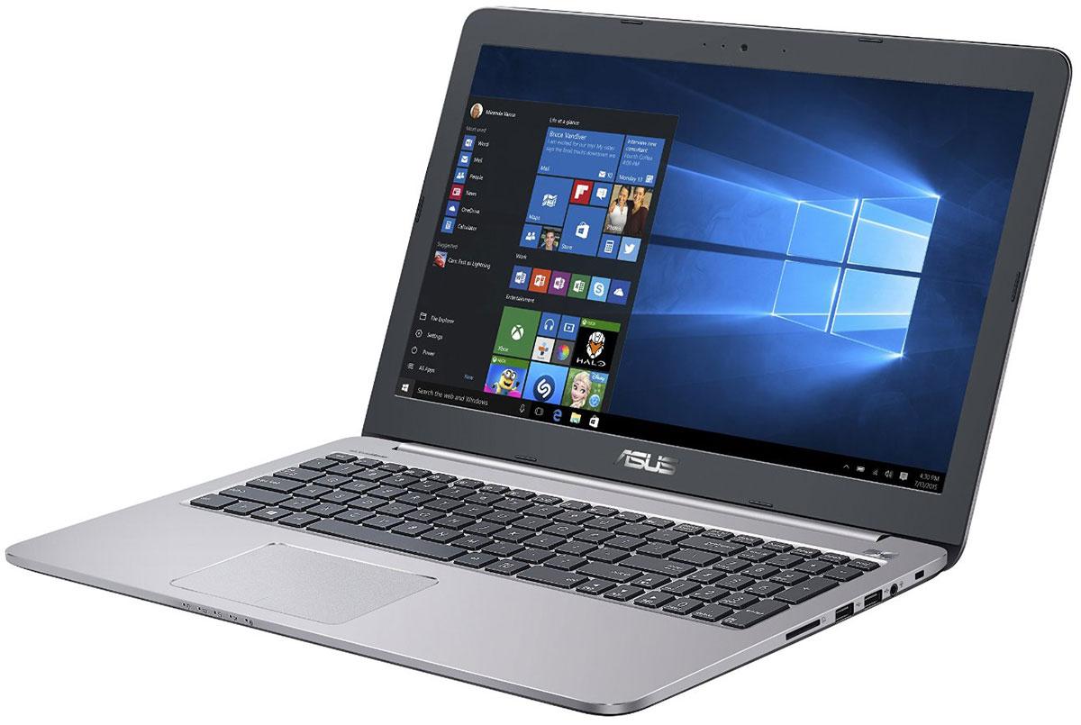 ASUS K501UX (K501UX-DM282T), GreyK501UX-DM282TНадежный и комфортный в работе ноутбук Asus K501UX выполнен в современном корпусе с красивой отделкой. Asus K501UX отлично подходит и для работы с офисными программами, и для запуска мультимедийных приложений. В его аппаратную конфигурацию входят процессоры Intel Core, современное графическое ядро и высокоскоростной интерфейс USB 3.0. Ноутбук гарантирует моментальный выход из режима сна и комфортную работу практически в любых приложениях. Интеллектуальная система двойного охлаждения вентилятора - это модернизированная интеллектуальная система охлаждения с двумя независимыми вентиляторами, обеспечивающими охлаждение процессора и GPU. Эта исключительная система система поддерживает необходимую температуру, чтобы предотвратить перегрев и обеспечить стабильность системы, работаете ли вы на ресурсоемких задачах или играете. Asus IceCool обеспечивает температуру поверхности ноутбука между 28 и 35 градусами, что значительно ниже, чем...