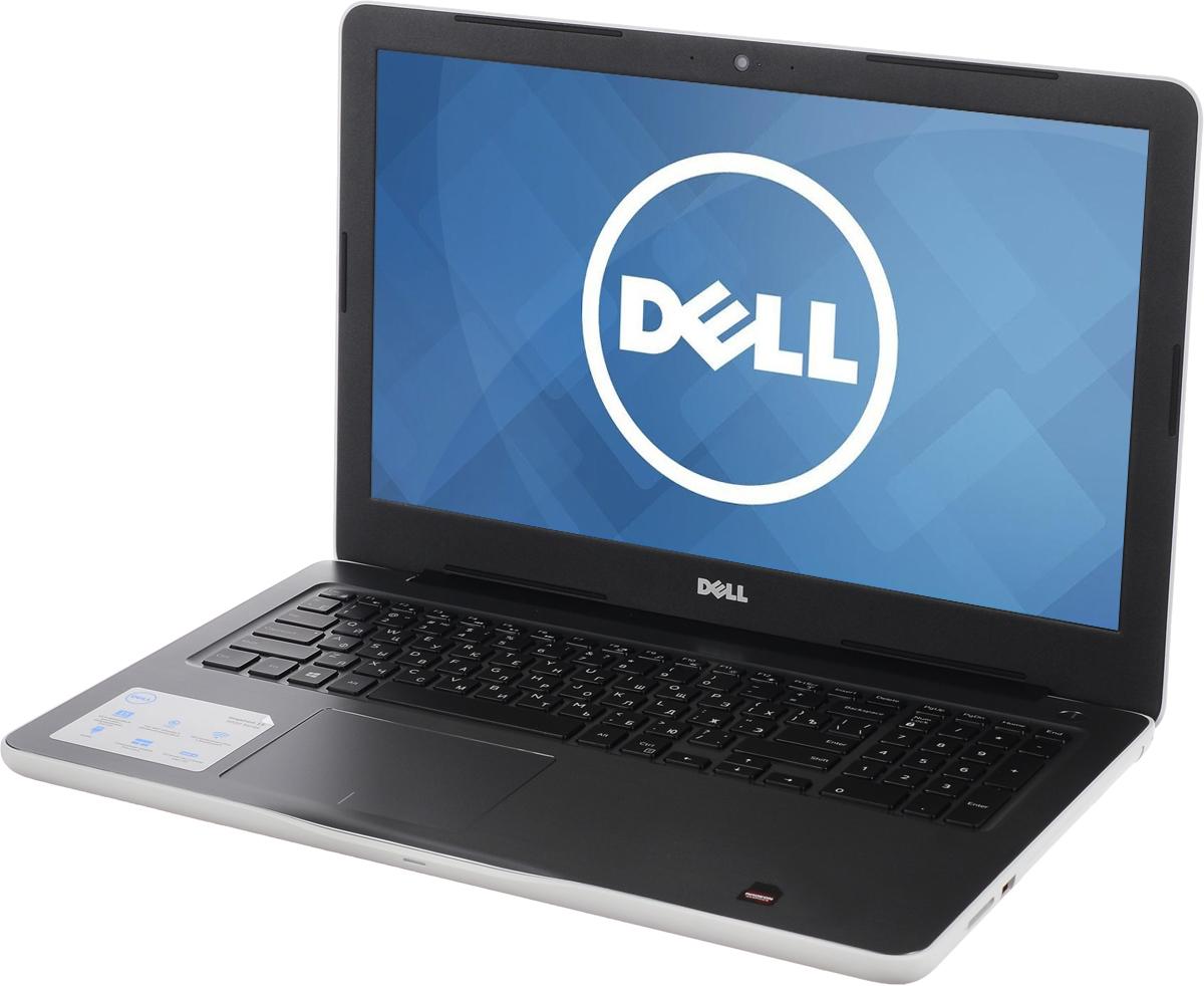 Dell Inspiron 5567-0620, White5567-0620Производительные процессоры седьмого поколения Intel Core i5, стильный дизайн и цвета на любой вкус - ноутбук Dell Inspiron 5567 - это идеальный мобильный помощник в любом месте и в любое время. Безупречное сочетание современных технологий и неповторимого стиля подарит новые яркие впечатления. Сделайте Dell Inspiron 5567 своим узлом связи. Поддерживать связь с друзьями и родственниками никогда не было так просто благодаря надежному WiFi-соединению и Bluetooth 4.0, встроенной HD веб-камере высокой четкости, ПО Skype и 15,6-дюймовому экрану, позволяющему почувствовать себя лицом к лицу с близкими. 15,6-дюймовый экран с разрешением Full HD ноутбука Dell Inspiron оживляет происходящее на экране, где бы вы ни были. Вы можете еще более усилить впечатление, подключив телевизор или монитор с поддержкой HDMI через соответствующий порт. Возможно, вам больше не захочется покупать билеты в кино. Выделенный графический адаптер AMD позволяет выполнять...