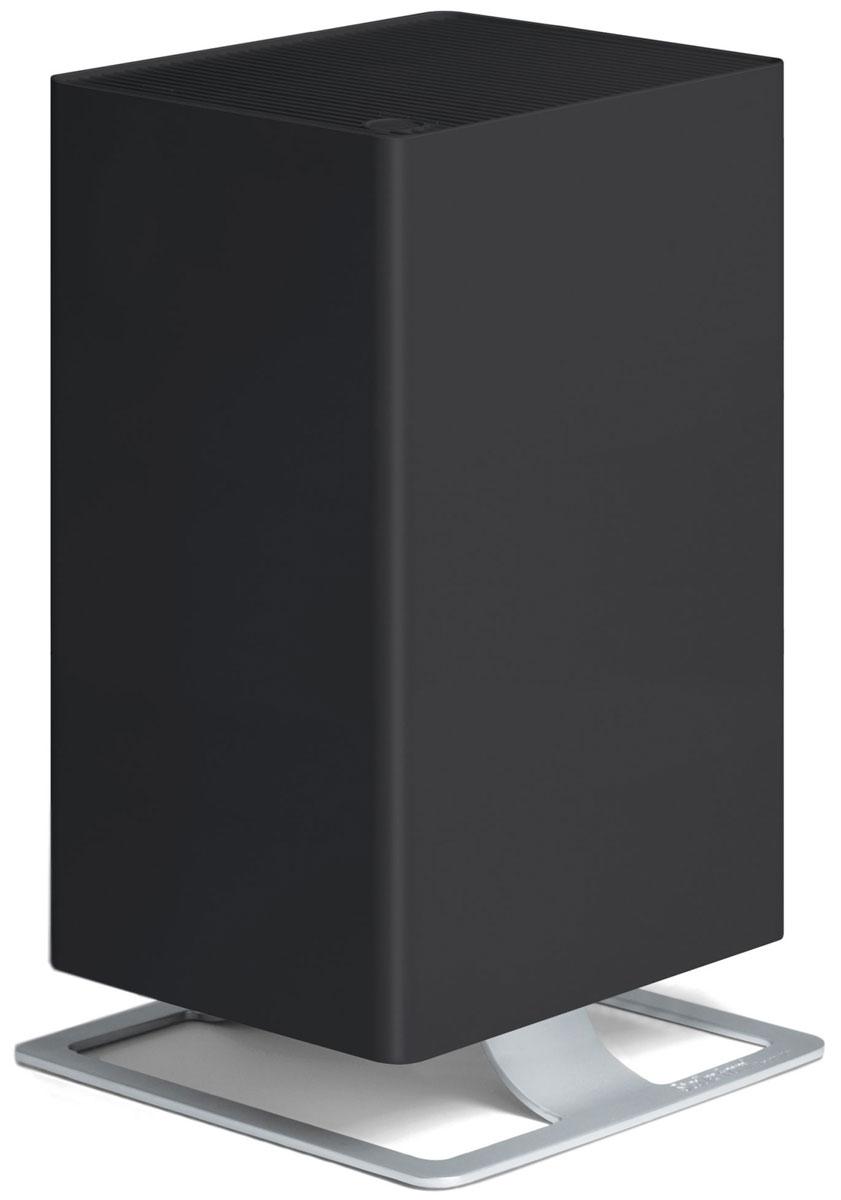 Stadler Form A-002 Anton, Black увлажнитель воздуха0802322002218Ультразвуковой увлажнитель воздуха Stadler Form A-002 Anton с оригинальным дизайном повышает относительную влажность воздуха в помещении и стабилизирует его микроклимат, что позволяет избежать вредных условий пониженной влажности. Регулируемое парообразование до 170 мл/ч Съемный резервуар для воды Цинковая опора Ночной режим (без подсветки) Индикация уровня воды Картридж против накипи Бактерицидный фильтр Silver Cube