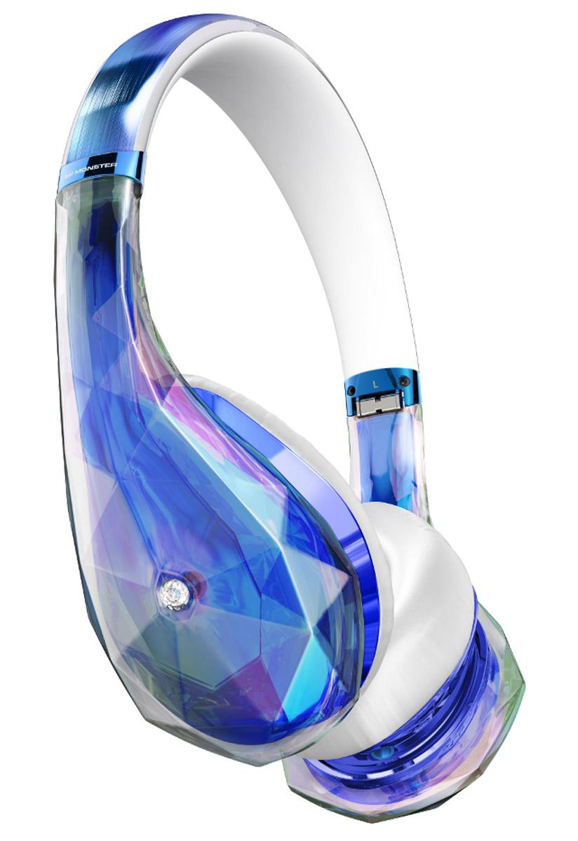 Monster DiamondZ, Clear Blue наушники137028-00Наушники Diamondz созданы как объект высокой моды, спроектированы с неограниченной фантазией и с использованием только лучших материалов. Когда вы слушаете Diamondz, Вы слушаете музыку, как не слышали никогда раньше. Для звука высокой четкости нужны особая технология динамиков и качественные материалы. Только таким образом можно получить качество звука, заявленное в наушниках Diamondz. Технология Diamondz не использует схемы усиления или шумоподавления, которые добавляют непредусмотренные композицией частоты и краски звука, поэтому вы слышите музыку во всей ее аутентичности и бескомпромиссности. Громкий, захватывающий бас, волнующие точные средние и сверкающие высокие частоты. Представьте себе самую яркую и убедительную музыкальную систему, которую вы когда-либо слышали. А теперь представьте, что вы используете ее в качестве наушников. Для высокопроизводительных наушников очень важно удобство. Чтобы бас звучал экстремально чисто и интенсивно, плотные пенные амбушюры...