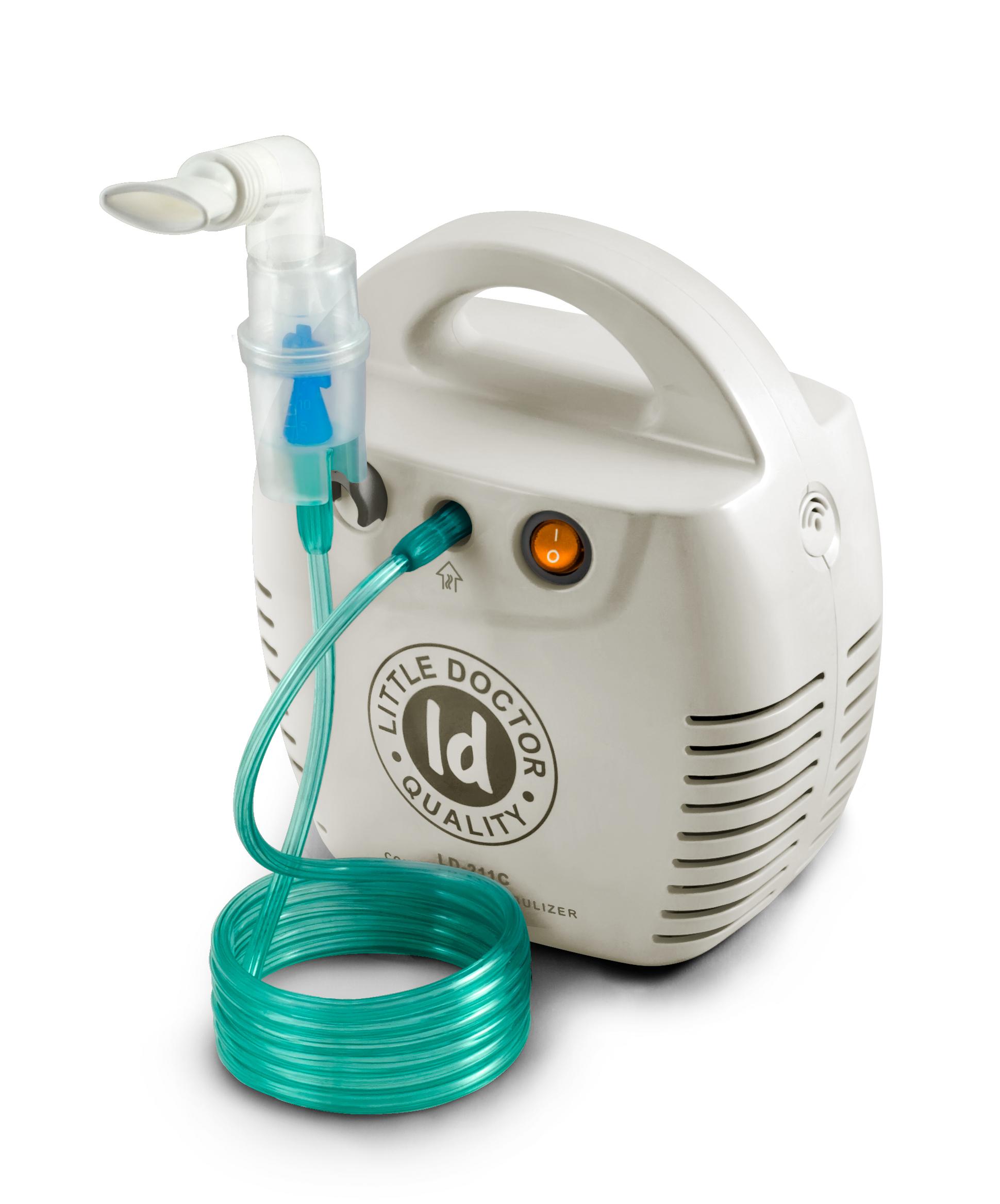 Little Doctor Ингалятор компрессорный LD-211 белый