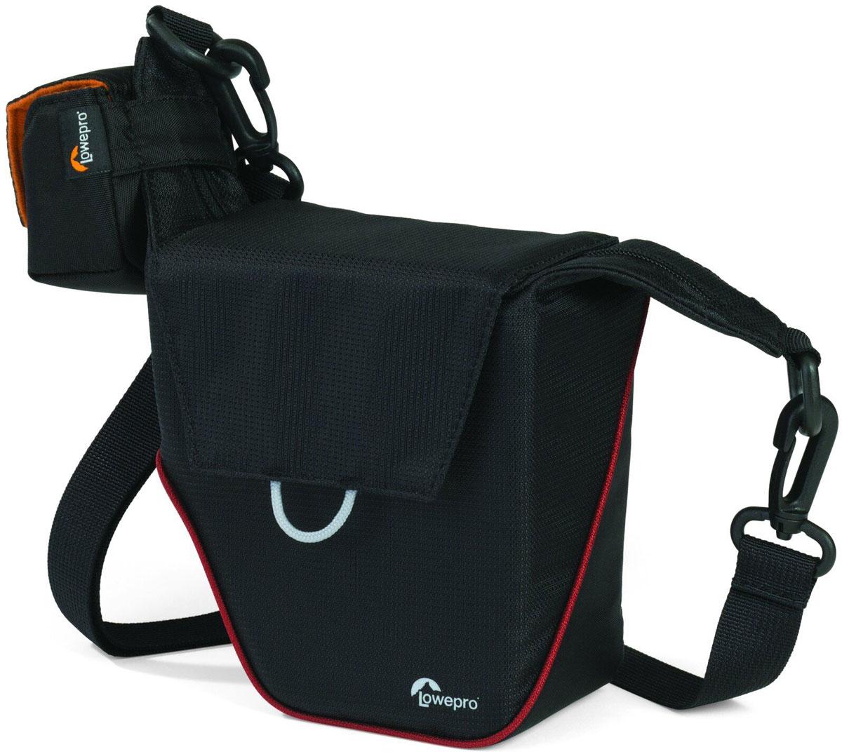 Lowepro Compact Courier 70, Black сумка для фотокамеры