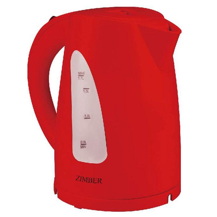 Zimber ZM-11029, Red электрический чайник