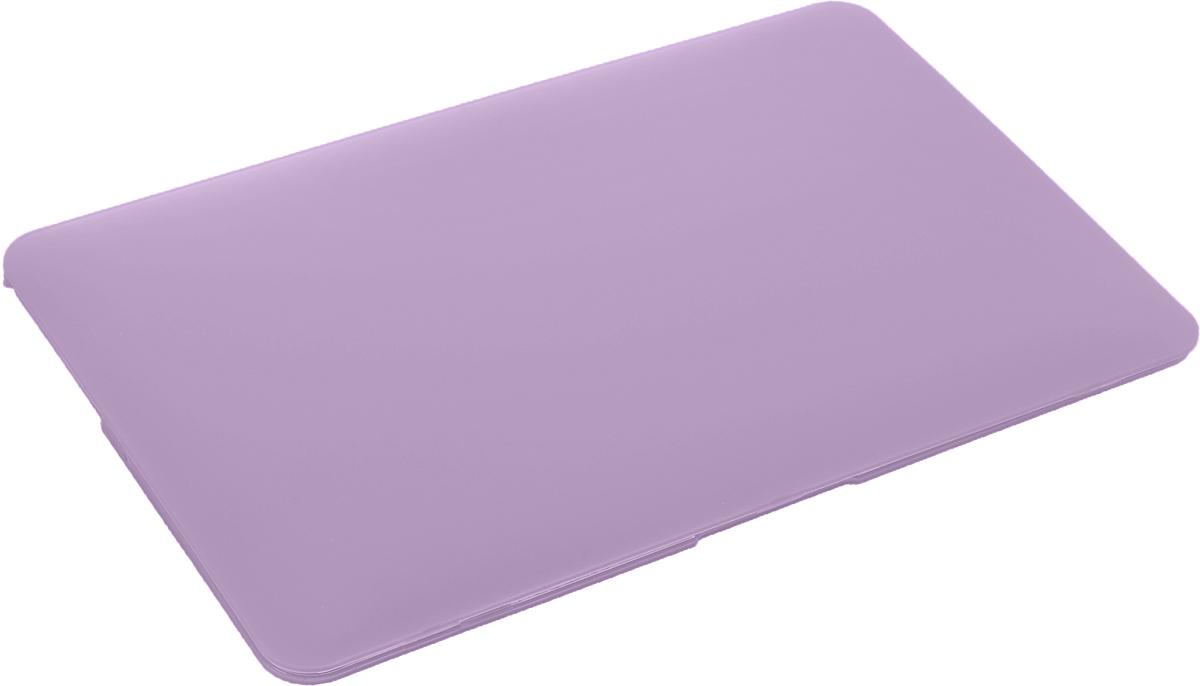 Liberty Project чехол для Apple Macbook Air 11,6, PurpleR0001268Чехол Liberty Project для Apple Macbook Air 11,6 - это тонкая и прочная защита вашего устройства от потертостей и царапин, возникающих на корпусе при ежедневной эксплуатации. Чехол обеспечивает свободный доступ ко всем портам и разъемам ноутбука, а также не мешает процессу охлаждения.