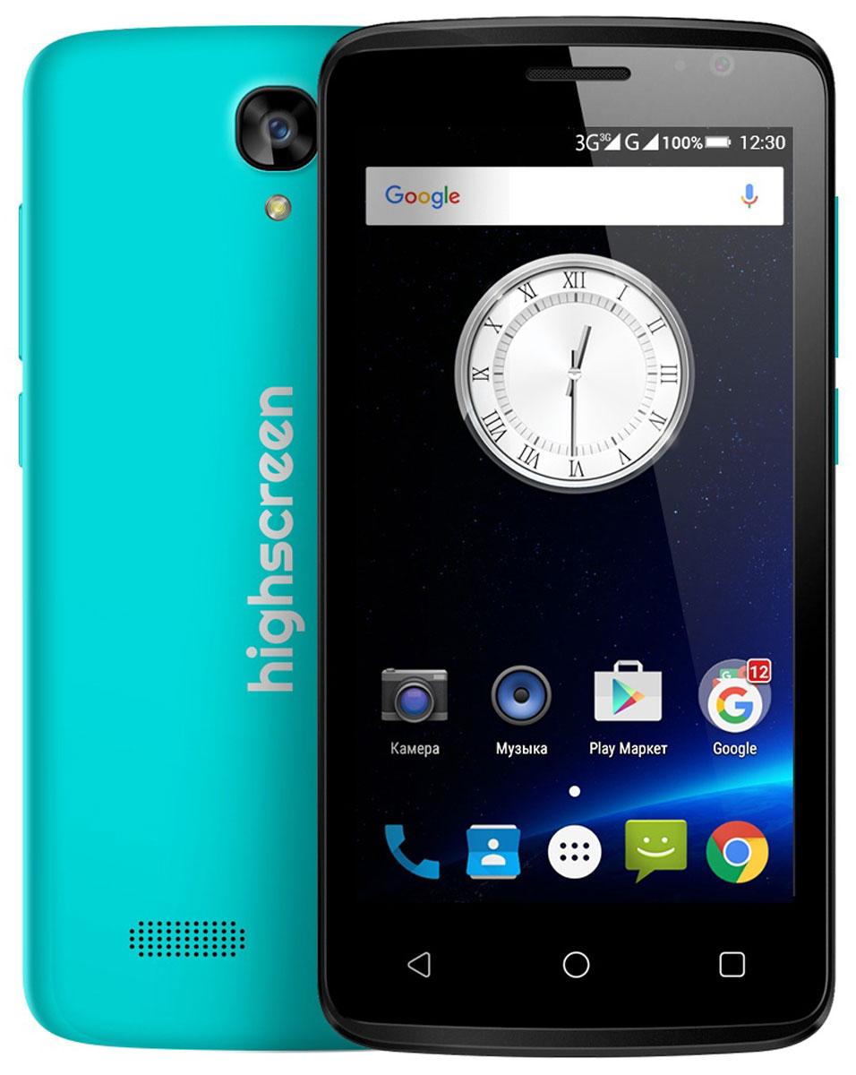 Highscreen Easy S Pro, Blue23524Highscreen Easy S Pro - поразит тебя дизайном, идеальными линиями корпуса и компактными размерами. Качественные материалы, сбалансированные характеристики, невысокая цена и простота в освоении - это все новая серия смартфонов Easy. Highscreen Easy S Pro работает на базе новейшей операционной системе Android 6 Marshmallow, которая стала еще безопаснее и имеет более высокую производительность и энергоэффективность по сравнению с прошлыми версиями. А еще мы не добавляем мусорные приложения и игры, тем самым позволяя тебе самому быть хозяином своего смартфона. Яркий и контрастный HD - экран, выполненный по технологии IPS, обеспечивает правильную и точную цветопередачу. Повышенная чувствительность дисплея пригодится в динамичных играх и при наборе текста, когда требуется моментальный отклик и точное попадание. Не отставай от друзей и радуй себя и их качественными снимками. Ты можешь делать фото как в автоматическом так и в профессиональном режиме, где...