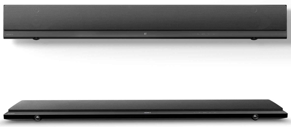 Sony HT-NT5, Black саундбарHTNT5.RU3Прочувствуйте глубину и тонкие нюансы звучания музыки и фильмов заново с саундбаром Sony HT-NT5, в котором реализованы специализированные компоненты для аудиоустройств и технологии аудио высокого разрешения. С помощью технологии виртуального объемного звука, которая позволяет моделировать трехмерную звуковую сцену, вы сможете оказаться в самом эпицентре событий при просмотре любимых фильмов и ощутить невероятный эффект присутствия. Переход на аудио высокого разрешения можно сравнить с переходом к стандарту видео высокой четкости — звук стал выразительнее, чем с MP3 и даже компакт-дисков, что позволяет расслышать каждую ноту и тончайшие оттенки. Расслышьте каждую деталь оригинального исполнения. Технология DSEE HX обеспечивает звук студийного качества, восстанавливая оттенки звучания, утраченные при сжатии. Теперь вы можете оценить высокое качество звука, что бы вы ни слушали. Это возможно благодаря трем входам HDMI, одному...