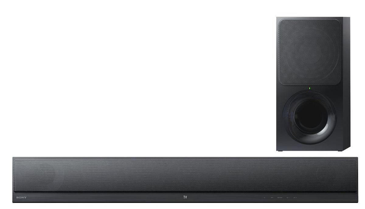 Sony HT-CT390, Black саундбар