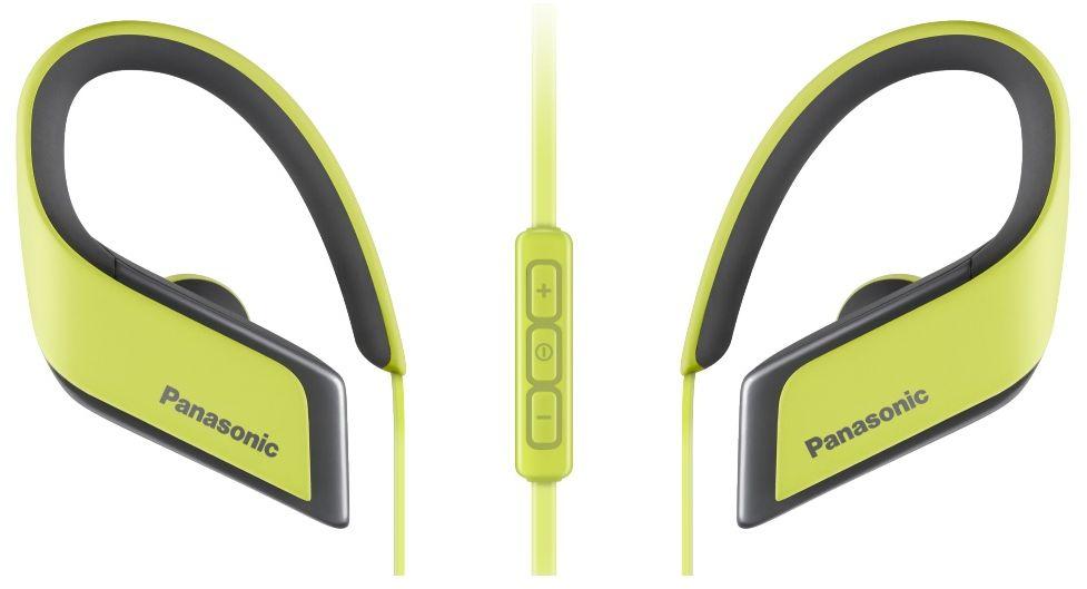 Panasonic RP-BTS30GC-Y, Yellow наушникиRP-BTS30GC-YСпортивные Bluetooth наушники Panasonic RP-BTS30GC-Y, Yellow обеспечивают высококачественное звучание даже во время интенсивных занятий спортом, а система влагозащиты класса IPX4 позволит продолжить тренировку, несмотря на дождь. Гибкая и лёгкая конструкция наушников обеспечивает надежную фиксацию в ухе и удобство ношения. 15 минутной зарядки батареи, наушники Panasonic RP-BTS30GC-Y могут работать в течение 70 минут, что позволяет использовать их на протяжении долгого времени с небольшими перерывами. При полной зарядке, обеспечивают 6 часов воспроизведения.