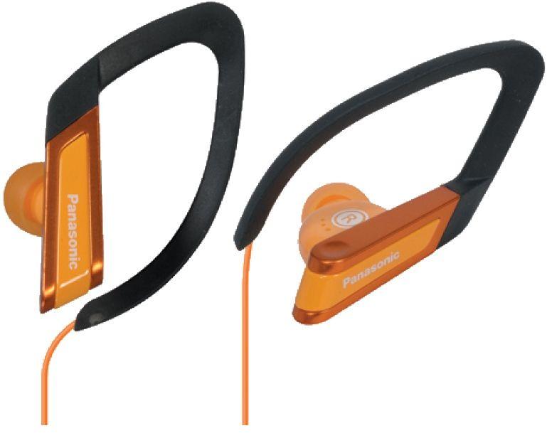Panasonic RP-HS200E-D, Orange наушникиRP-HS200E-DНаушники Panasonic RP-HS200E-D идеально подойдут для занятий спортом. Panasonic RP-HS200E-D воспроизводят мощные басы и обеспечивают комфортную посадку, а их конструкция защищена от воздействия пота и дождя. Эти наушники очень легкие (всего 8 г) и настолько удобные, что вы не вспомните о них даже при длительном прослушивании. Они идеально подходят для завершения самого трудного последнего этапа тренировки. 12,4-мм излучатели обеспечивают великолепное звучание, которое помогает достичь превосходных результатов. Ни пот, ни дождь больше не станут помехой для наслаждения любимой музыкой. Эти спортивные наушники изготовлены из материалов, которые не боятся влаги и пота. Идеальный выбор для тренировок в любых погодных условиях. Какой бы способ ношения вы ни выбрали, Panasonic RP-HS200E-D обеспечивают надежную посадку, чтобы вы могли сосредоточиться на тренировке. Зажим с креплением-крючком создан для экстремального и профессионального...