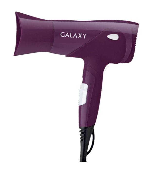 Galaxy GL 4315 фен4630003364050Фен Galaxy GL4315 поможет быстро высушить и красиво уложить волосы любой длины. Данная модель практична и удобна в использовании, снабжена насадкой-концентратором, защитной решеткой, петлей для подвешивания. Фен работает в трех температурных режимах и в двух режимах интенсивности подачи воздуха. Galaxy GL4315 - ваш индивидуальный помощник в создании неповторимых образов с заботой о волосах.