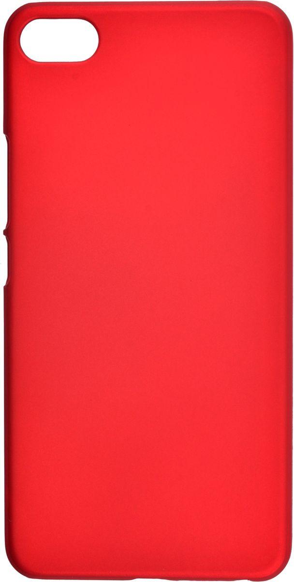 Skinbox Shield 4People чехол-накладка для Meizu U20, Red2000000111728,2000000112817Чехол-накладка Skinbox Shield 4People для Meizu U20 бережно и надежно защитит ваш смартфон от пыли, грязи, царапин и других повреждений. Выполнен из высококачественного поликарбоната, плотно прилегает и не скользит в руках. Чехол-накладка оставляет свободным доступ ко всем разъемам и кнопкам устройства.