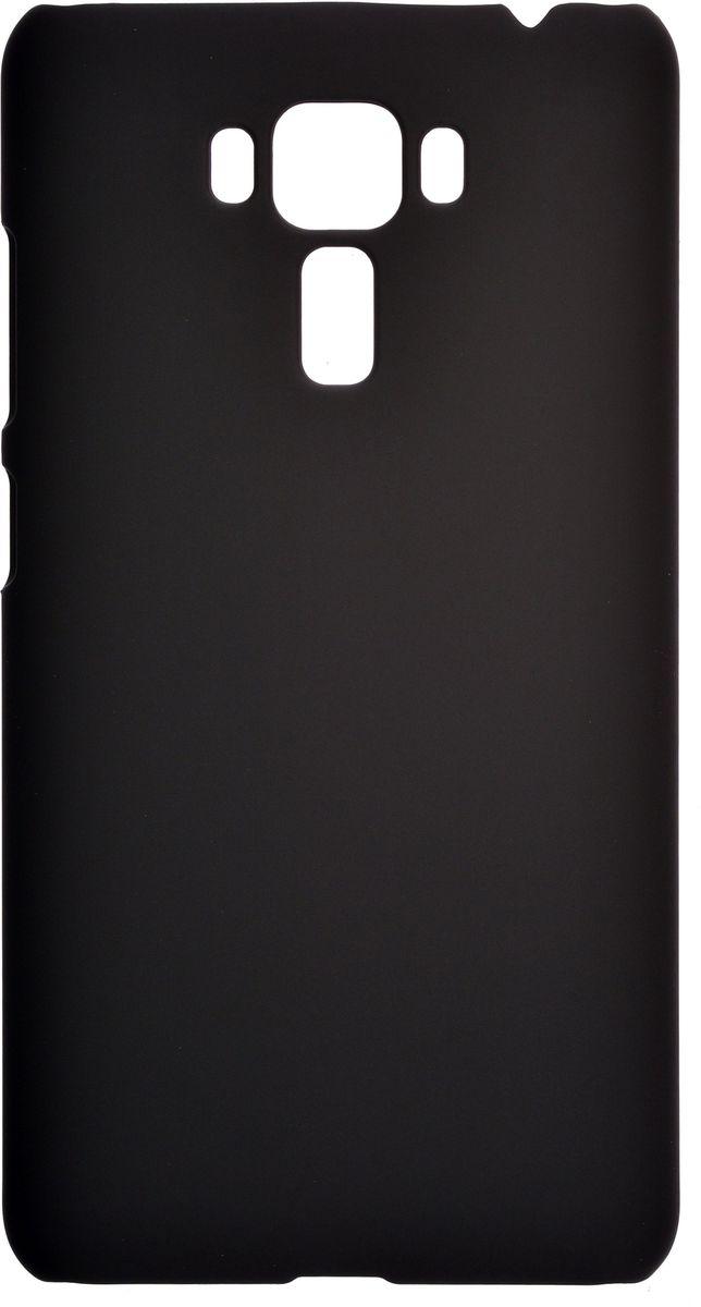 Skinbox 4People чехол-накладка для Asus ZenFone 3 Laser ZC551KL + защитная пленка, Black2000000098975Чехол Skinbox 4People для Asus ZenFone 3 Laser (ZC551KL) надежно защищает ваш смартфон от внешних воздействий, грязи, пыли, брызг. Он также поможет при ударах и падениях, не позволив образоваться на корпусе царапинам и потертостям. Чехол обеспечивает свободный доступ ко всем функциональным кнопкам смартфона и камере. В комплект идет защитная пленка на экран устройства.