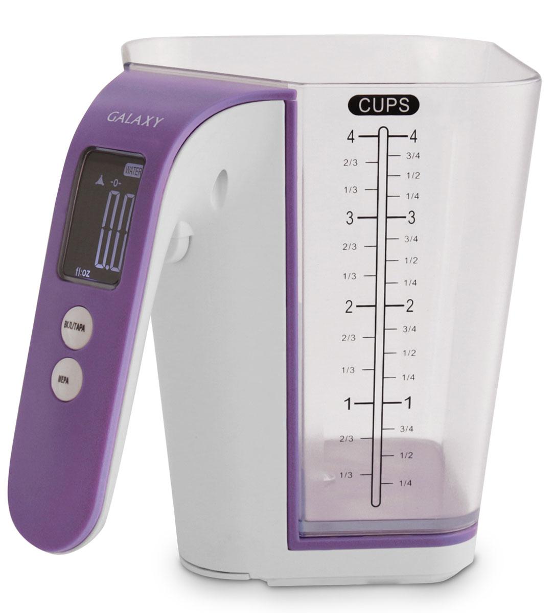 Galaxy GL 2805 кухонные весы