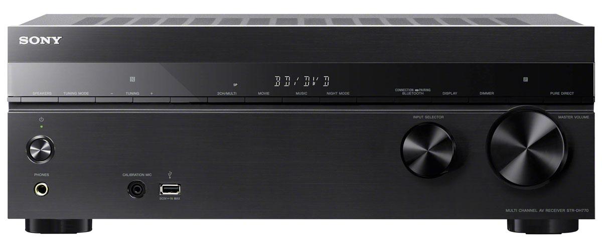 Sony STR-DH770, Black AV-ресивер
