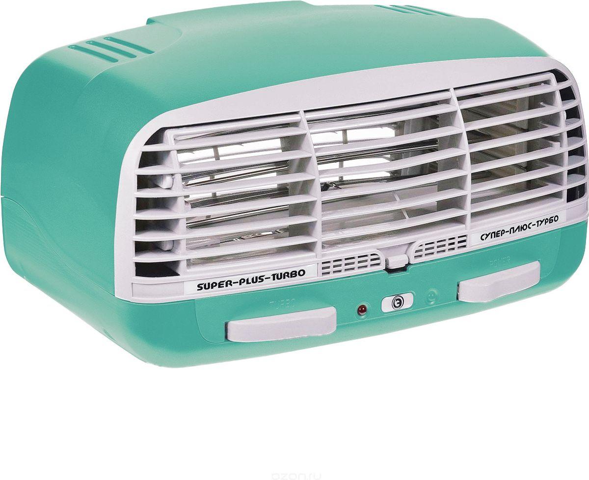 Супер Плюс Турбо очиститель воздуха, цвет зеленый Супер-Плюс-Турбо (зеленый)