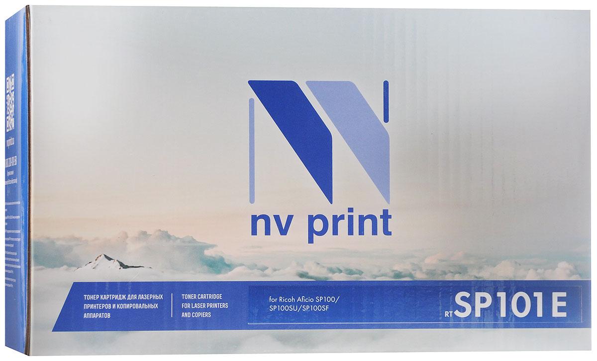 NV Print SP101E, Black тонер-картридж для Ricoh SP100NV-SP101EСовместимый лазерный картридж NV Print SP101E для печатающих устройств Ricoh - это альтернатива приобретению оригинальных расходных материалов. При этом качество печати остается высоким. Тонер-картридж NV Print SP101E спроектирован и разработан с применением передовых технологий, наилучшим образом приспособлен для эффективной работы печатного устройства. Все компоненты оптимизируют процесс печати и идеально сочетаются в течение всего времени работы, что дает вам неизменно качественные результаты при использовании вашего лазерного принтера.