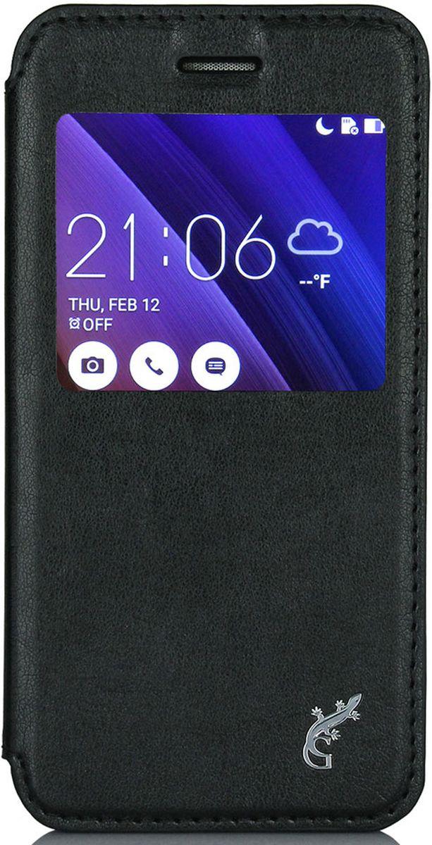 G-Case Slim Premium чехол для Asus ZenFone Go (ZB450KL/ZB452KG), BlackGG-679Чехол-книжка G-Case Slim Premium для Asus ZenFone Go (ZB450KL/ZB452KG) c окошком надежно защитит ваш смартфон от пыли, грязи, царапин, оставив при этом свободный доступ ко всем разъемам устройства. Также имеется возможность использования чехла в виде настольной подставки. Чехол G-Case Slim Premium - это стильная и элегантная деталь вашего образа, которая всегда обращает на себя внимание среди множества вещей.