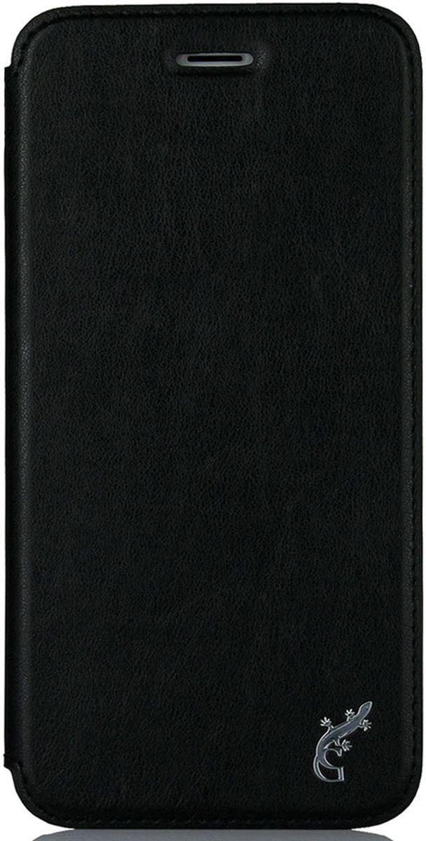 G-Case Slim Premium чехол для Apple iPhone 7 Plus, BlackGG-744Чехол-книжка G-Сase Slim Premium для Apple iPhone 7 Plus надежно защитит ваш смартфон от пыли, грязи, царапин, оставив при этом свободный доступ ко всем разъемам устройства. Также имеется возможность использования чехла в виде настольной подставки. Чехол G-Сase Slim Premium - это стильная и элегантная деталь вашего образа, которая всегда обращает на себя внимание среди множества вещей.