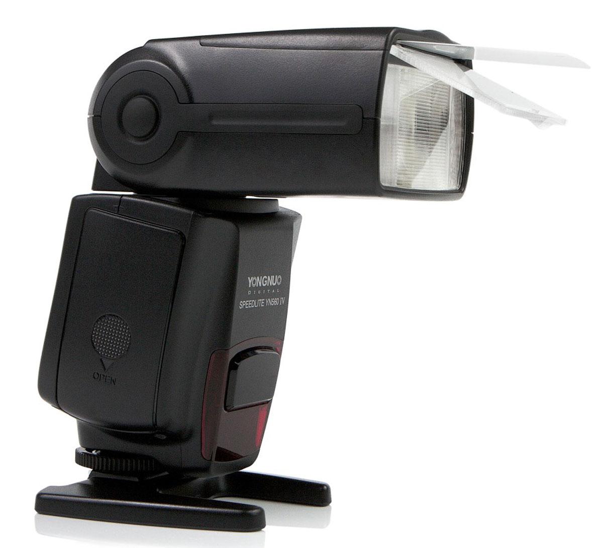 YongNuo Speedlite YN-560IV вспышка со встроенным радиосинхронизатором для Canon, Nikon, Pentax, Olympus, Sony